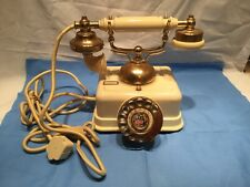 Vtg Automatic Dial Telephone Model DO-8 Rotary Phone Made In Japan Untested