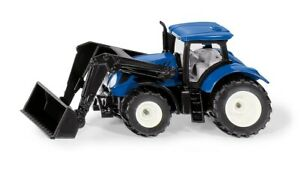 Siku 1396 - New Holland with Front Loader