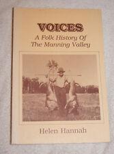 Voices, Folk History of Manning Valley 1988 Australia