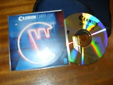 Wilkinson - Dirty Love - CD Promo 2 mixes