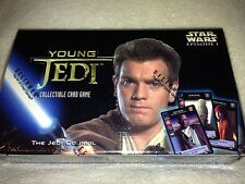 Star Wars CCG Young Jedi - Jedi Council Booster Box by Decipher - Factory sealed