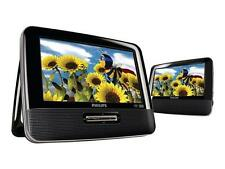 "Philips PD7012/37 Portable 7"" Dual-LCD Screens Car DVD Player"