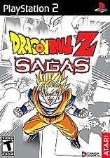 Dragon Ball Z: Sagas (Sony PlayStation 2, 2005)DISC ONLY