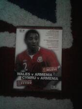 2012 - WALES v ARMENIA (UNDER 21 EURO 2013 Qualifier) @ Racecourse Stadium