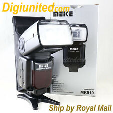 Meike MK-910 i-TTL Flash Speedlite 1/8000s for Nikon SB-900 SB900 D4S D810 D7100
