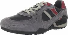 Geox Uomo Snake [Size 41] Leather Men's Sneakers Low Shoes