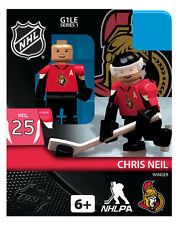 Chris Neil OTTAWA SENATORS NHL HOCKEY OYO Mini Figure G1