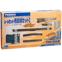 Tomix 91092 Rail Set Lay - by Set II (Track Layout B) - N