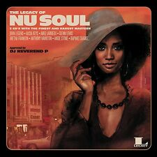 THE LEGACY OF NU SOUL - NEW CD COMPILATION