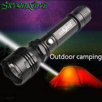 Flashlight 25000LM 3-Mode XML T6 LED 18650 Torch Camping Hiking Cycling Light