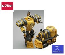 Transformers Autobot Robot Toy - Hearts Of Steel Bumblebee