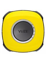 Vuze 3D 360 Spherical VR 4K Camera (Yellow) #VUZE-1-YLW*$
