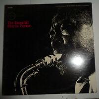 SEALED Charlie Parker – The Essential Charlie Parker LP - 1961 - Verve V6-8409