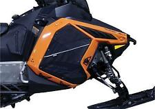 Skinz Composite Vented Performance Side Panels - Polaris Pro - PAFSP300-ORG
