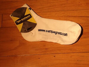 DeFeet Aireator Cycling Socks NWT Campagnolo Pro Fit Plus Size Small Campy