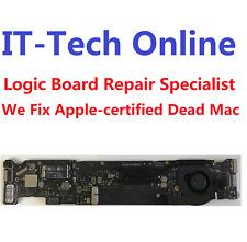 "A1466 Logic Board Motherboard 820-00165 MacBook Air 13"" 2015 With Warranty"