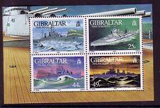 Gibraltar Michelnummer Block 19  postfrisch (intern: Doku: 36 )