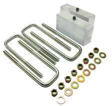 "1949-54 CHEVY BELAIR, 150 2"" DROP LOWERING BLOCK KIT - ORIGINAL  REAREND"