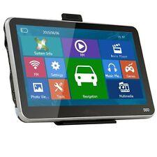 New 5 inch TFT LCD Display TRUCK CAR Navigation GPS Navigator SAT NAV 8GB 560~WS