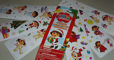 ~~~~~~~SIX sheets DORA the explorer Sticker Sheets~~~~~~~