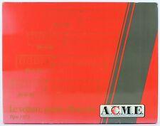 ACME 50052 4x FS 1973 XPMR COACHES UNUSED DETAILING NEM CLOSE COUPLINGS MINT