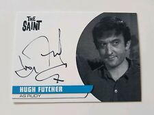 Unstoppable Cards The Saint Series 2 Autograph Card Hugh Futcher HF3