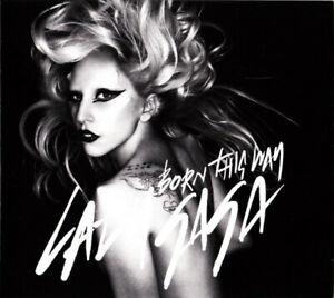 LADY GAGA RARE Australian Born This Way 2011 4 track CD Single NEW SEALED