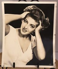 ANNE NEYLAND MGM Sexy Original Studio Photograph STAMPED July 11 1957 HOLLYWOOD