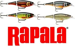 Rapala X Rap Jointed 13 CM 46 Gr XJS13 Artificial Swimbait For Pike Catfish