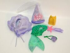 My Little Pony G3 Disney Princess Ariel Costume Outfit Little Mermaid Tail