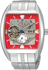 Orient Star Retro Future Car Automatic Red Dial Sapphire FHAB001H  Made in Japan