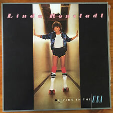 LINDA RONSTADT - Living In The USA -  - vinyl LP