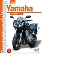Reparaturanleitungen Yamaha FZS 1000 Fazer ab 2001