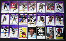 1991-92 Score American Boston Bruins Team Set of 25 Hockey Cards W/ Traded
