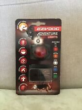 EzyDog Adventure Dog Light - Red