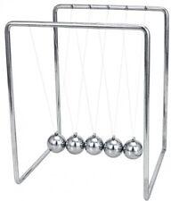 Zeon Newton's Cradle Executive Desktop Toy Pendulum Motion UK POST FREE