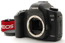 【Exc+5】Canon EOS 5D Mark II 21.1 MP DSLR Camera Body Only From Japan #1036