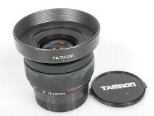 Tamron AF 3,3-5,6/24-70 mm af aspherical para Minolta/Sony Alpha AF con Geli u. D