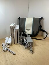 Nintendo Wii Console Bundle Backwards Compatible Gamecube Pre-Owned Tested Read