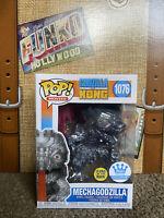 Funko Pop! Godzilla vs. Kong MECHAGODZILLA Glow in the Dark Shop Exclusive 1076