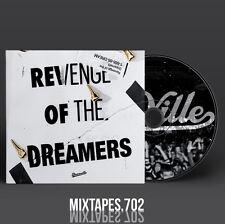 Dreamville - Revenge Of The Dreamers Mixtape (Full Artwork CD Art/Front/Back)