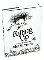 FALLING UP Shel Silverstein BRAND NEW HARDCOVER BOOK BEST PRICE & QUALITY Wow!