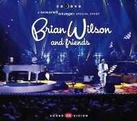 BRIAN WILSON of THE BEACH BOYS New LIVE LAS VEGAS CONCERT DVD & CD SET