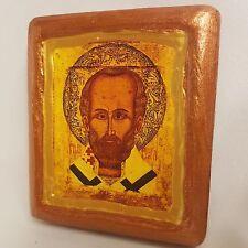 Saint Nicholas Nikolas Christianity Divine Eastern Orthodox Icon