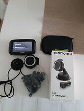 TomTom Rider 500  Europa Free Lifetime Maps Zubehörpaket