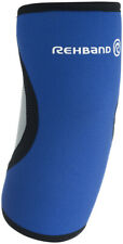 Rehband QD 3mm Elbow Sleeve Support - Blue