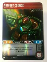 C 063 Urban Camo TRANSFORMERS TCG Wave 3 Siege //// 3-Card Playset