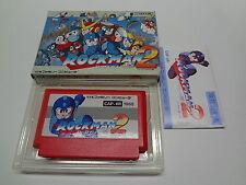 Rockman 2 Nintendo Famicom Japan GOOD