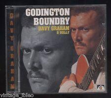 Davey Graham & Holly - Godington Boundary - CD SEECD 2009
