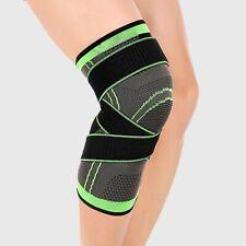 3D weaving pressurization knee brace hiking cycling knee Support Protector  V3U1